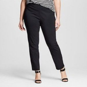 Women's Plus Size 14W Skinny Ankle Pants new